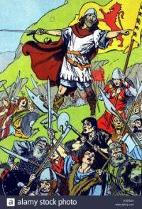 illustration-depicting-sir-william-wallace-1270-1305-a-scottish-knight-KCERCH
