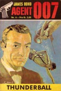 JAMES BOND 007--THUNDERBALL !