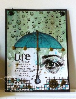 """Life Is What ........"" Created By Rossi"