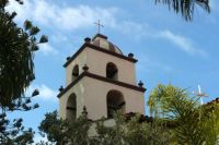 Mission San Buenaventura, California