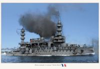French pre-dreadnought battleship Charles Martel