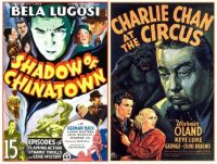 Shadow of Chinatown ~ 1936 and Charlie Chan at the Circus ~ 1936