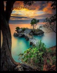 ~Little Island Hideaway~