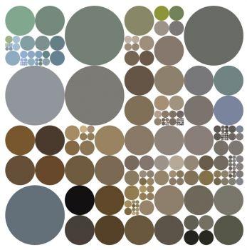 More Dots - again thanks to Vadim Ogievetsky