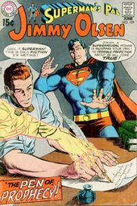 Superman And Jimmy Olsen