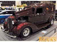 Dodge 1938 Humpback Panel Wagon
