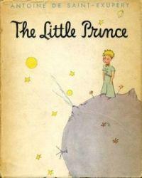 ''The Little Prince'' Antoine de Saint-Exupéry