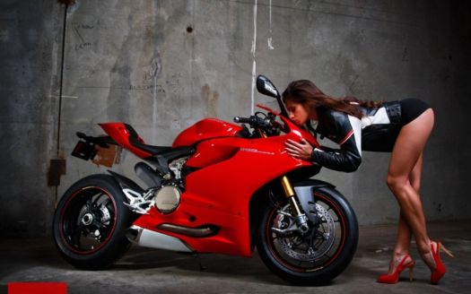 Nothing like a Ducati
