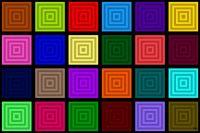 Lotsa Squares!! ~ M