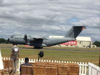 Atlas A400M at Fairford Air Tattoo