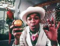 Geoffrey Holder for 7 Up, the Uncola