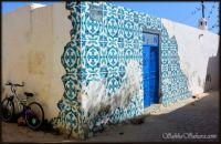 Wall art, south Tunisia