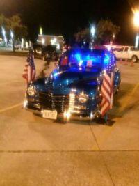 Patriotic Nightlite Car