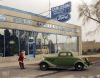 1935 - Fred A. Carleson Ford