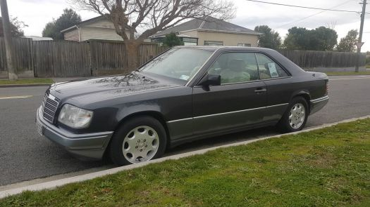 Mercedes Benz E320 Coupe 1994