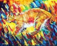 Bobcat Abstract
