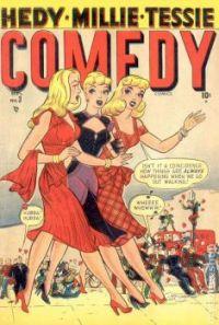 Comedy 3 (Marvel)