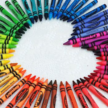 Crayola is better than Roseart