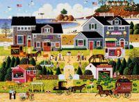 Cherry Harbour - Charles Wysocki