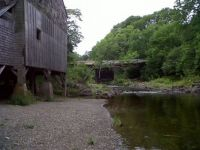 The ol grist mill Nova Scotia