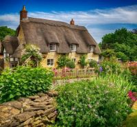 Thatched Cottage #4