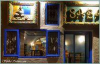 Peek into a cafe, Tunisia