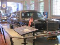1972 Lincoln - President Reagan's Car