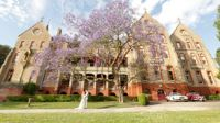 A wedding at Abbotsford-Convent