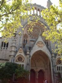 church soller @ Mallorca