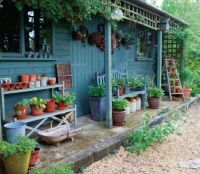 Potting shed, bigger version