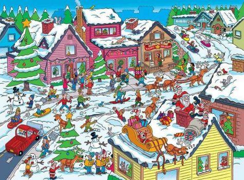 TOPSY TURVY CHRISTMAS