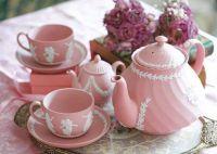 Wedgwood Pink Tea