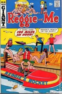 Reggie And Me: Motorboat