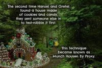 Hansel and Gretel get smart