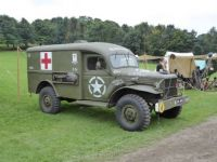 1942 Dodge WC-54 Ambulance