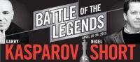 Battle of the Legends: Kasparov vs. Short