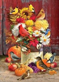 Autumn Bouquet by Greg Giordano