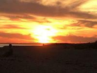 Cape Cod, Massachusetts sunset