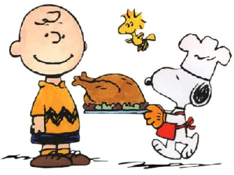 Happy Thanksgiving, Charlie Brown