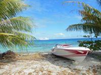 Fakarava boat - French Polynesia Paradise :)
