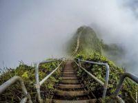 Haiku Stairs, Oahu, Hawaii, USA