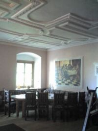 Castle Dellmensingen upstairs lounge
