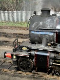 Roundhouse, Barrow Hill - 5th April 2009