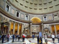 Rome , the Pantheon