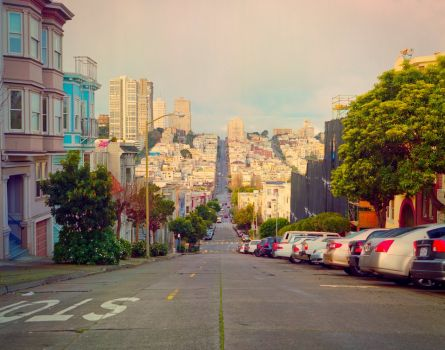 The Streets Of SanFrancisco