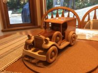 1929 Ford Van 1