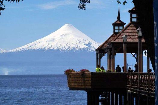 Osorno Volcano #3