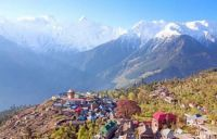 Kalpa, Himachal Pradesh, India