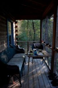 Appalachian Porch