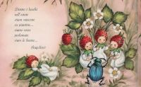 Themes Vintage illustrations/pictures- Strawberry sweeties